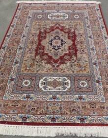 Иранский ковер Silky Collection D-001-1043 red - высокое качество по лучшей цене в Украине.