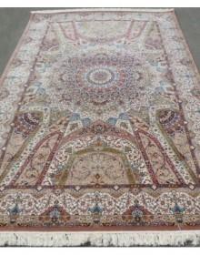 Иранский ковер Silky Collection D-002-1030 pink - высокое качество по лучшей цене в Украине.