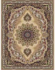 Персидский ковер Tabriz 98 BEIGE - высокое качество по лучшей цене в Украине.