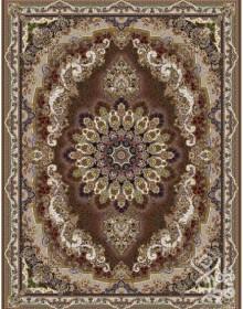 Персидский ковер Tabriz 98 Dark Walnut - высокое качество по лучшей цене в Украине.