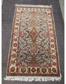 Шерстяной ковер 9-9 Wool SG-5471 SE-341 L.BLUE IVORY - высокое качество по лучшей цене в Украине.