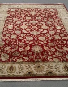 Шерстяной ковер Jaipur 10/14 HS WS (Palatine-ws red/sand/cra-15 k-62870) - высокое качество по лучшей цене в Украине.