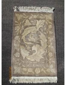 Шерстяной ковер Natural 120L Natural color QHS-417 - высокое качество по лучшей цене в Украине.