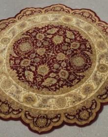 Шерстяной ковер Saraswati Global Crown(gb-1/deep red/gold) - высокое качество по лучшей цене в Украине.