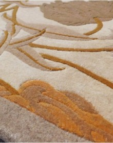 Ковер из шерсти с шелком 200L YAKAHAIR SILK QH150-0203RA1 - высокое качество по лучшей цене в Украине.