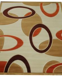 Акриловый ковер Egzotik 0023 beige - высокое качество по лучшей цене в Украине.