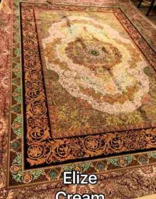 Иранский ковер Diba Carpet Elize Cream - высокое качество по лучшей цене в Украине.