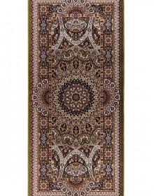 Высокоплотный ковер Abrishim 3809 , GREEN - высокое качество по лучшей цене в Украине.