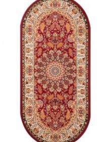 Высокоплотный ковер Abrishim 3808 , RED - высокое качество по лучшей цене в Украине.