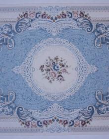 Высокоплотный ковер Belmond K184A L. BLUE-H.B CREAM - высокое качество по лучшей цене в Украине.