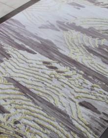 Высокоплотный ковер Kamelya 4566 V.K.Beige/V.Brown - высокое качество по лучшей цене в Украине.
