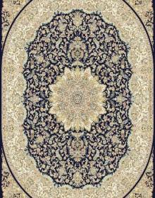 Иранский ковер Marshad Carpet 3010 Dark Blue - высокое качество по лучшей цене в Украине.