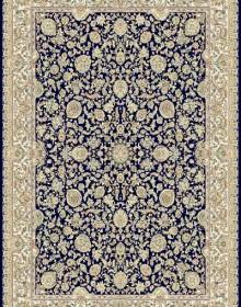 Иранский ковер Marshad Carpet 3012 Dark Blue - высокое качество по лучшей цене в Украине.