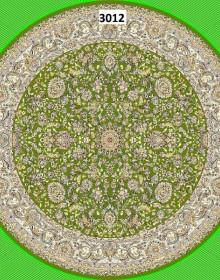Иранский ковер Marshad Carpet 3012 Green - высокое качество по лучшей цене в Украине.