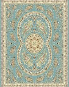 Иранский ковер Marshad Carpet 3012 Blue - высокое качество по лучшей цене в Украине.