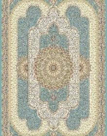 Иранский ковер Marshad Carpet 3015 Blue - высокое качество по лучшей цене в Украине.
