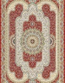 Иранский ковер Marshad Carpet 3015 Red - высокое качество по лучшей цене в Украине.