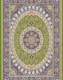 Иранский ковер Marshad Carpet 3016 Green - высокое качество по лучшей цене в Украине.