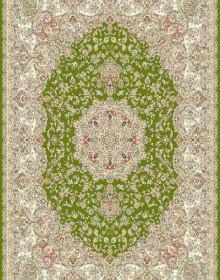 Иранский ковер Marshad Carpet 3017 Green - высокое качество по лучшей цене в Украине.