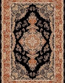Иранский ковер Marshad Carpet 3040 Dark Brown - высокое качество по лучшей цене в Украине.