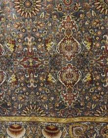 Иранский ковер Marshad Carpet 3042 Silver - высокое качество по лучшей цене в Украине.