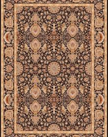 Иранский ковер Marshad Carpet 3042 Dark Brown - высокое качество по лучшей цене в Украине.