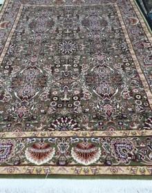 Иранский ковер Marshad Carpet 3042 Green - высокое качество по лучшей цене в Украине.
