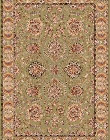 Иранский ковер Marshad Carpet 3043 Green - высокое качество по лучшей цене в Украине.