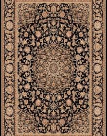 Иранский ковер Marshad Carpet 3045 Black - высокое качество по лучшей цене в Украине.