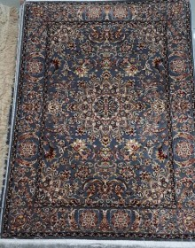 Иранский ковер Marshad Carpet 3045 Silver - высокое качество по лучшей цене в Украине.