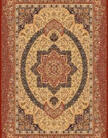Иранский ковер Marshad Carpet 3053 Dark Yellow Dark Red - высокое качество по лучшей цене в Украине.