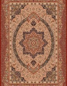 Иранский ковер Marshad Carpet 3053 Pink Dark Red - высокое качество по лучшей цене в Украине.