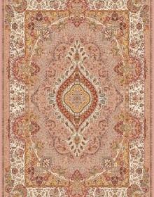 Иранский ковер Marshad Carpet 3054 Pink Cream - высокое качество по лучшей цене в Украине.