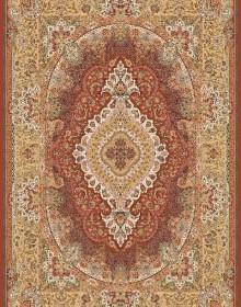 Иранский ковер Marshad Carpet 3054 Red Yellow - высокое качество по лучшей цене в Украине.