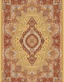 Иранский ковер Marshad Carpet 3054 Yellow Red - высокое качество по лучшей цене в Украине.