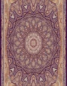 Иранский ковер Marshad Carpet 3055 Dark Purple - высокое качество по лучшей цене в Украине.