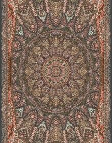 Иранский ковер Marshad Carpet 3055 Silver - высокое качество по лучшей цене в Украине.