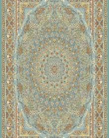 Иранский ковер Marshad Carpet 3056 Blue - высокое качество по лучшей цене в Украине.