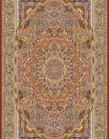 Иранский ковер Marshad Carpet 3056 Dark Red - высокое качество по лучшей цене в Украине.