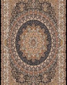 Иранский ковер Marshad Carpet 3057 Black - высокое качество по лучшей цене в Украине.