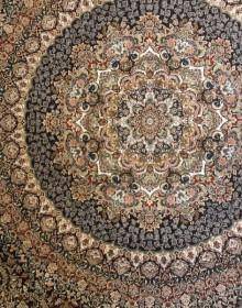 Иранский ковер Marshad Carpet 3057 Dark Green - высокое качество по лучшей цене в Украине.