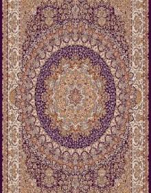Иранский ковер Marshad Carpet 3057 Dark Purple - высокое качество по лучшей цене в Украине.