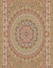 Иранский ковер Marshad Carpet 3057 Light Green - высокое качество по лучшей цене в Украине.