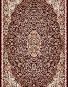 Иранский ковер Marshad Carpet 3058 Brown - высокое качество по лучшей цене в Украине.