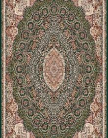 Иранский ковер Marshad Carpet 3058 Dark Green - высокое качество по лучшей цене в Украине.