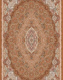 Иранский ковер Marshad Carpet 3058 Dark Orange - высокое качество по лучшей цене в Украине.