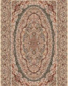 Иранский ковер Marshad Carpet 3059 Beige - высокое качество по лучшей цене в Украине.