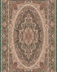 Иранский ковер Marshad Carpet 3059 Dark Green - высокое качество по лучшей цене в Украине.