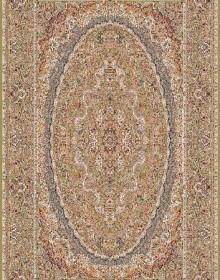 Иранский ковер Marshad Carpet 3059 Light Grey - высокое качество по лучшей цене в Украине.