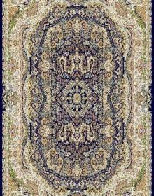 Иранский ковер Marshad Carpet 3060 Blue - высокое качество по лучшей цене в Украине.